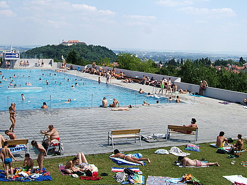 Swimming In Brno And Nearby Brno Expat Centre